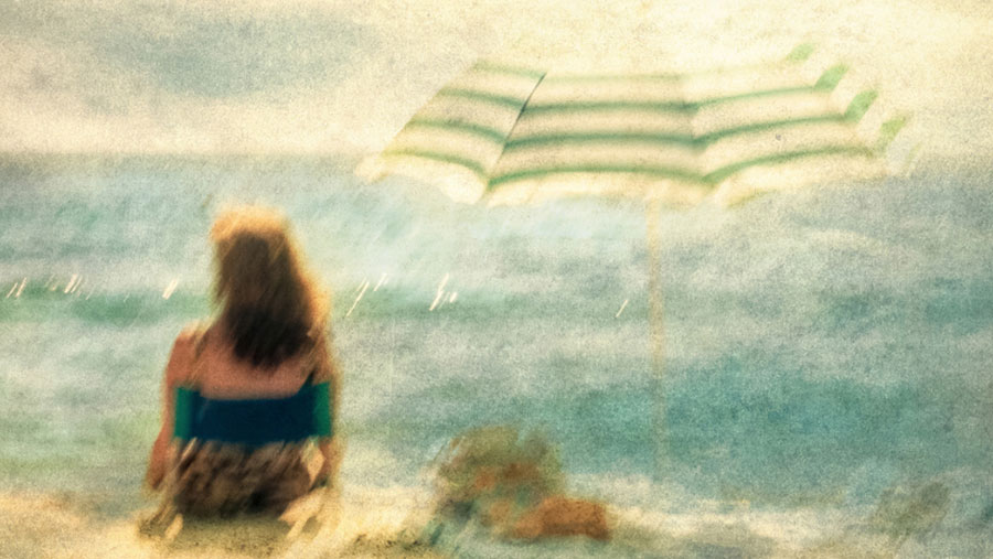 An impressionist image by featured artist, Constance Fein Harding